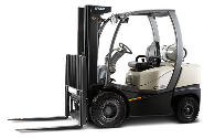 Electric Forklift in London, ON